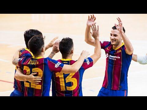 Barça - Ribera Navarra Jornada 17 Temp 20-21
