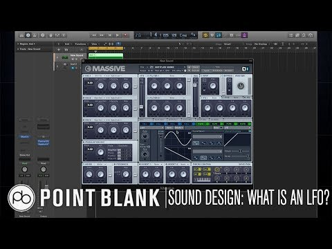 Sound Design Tutorial Series: What is an LFO?