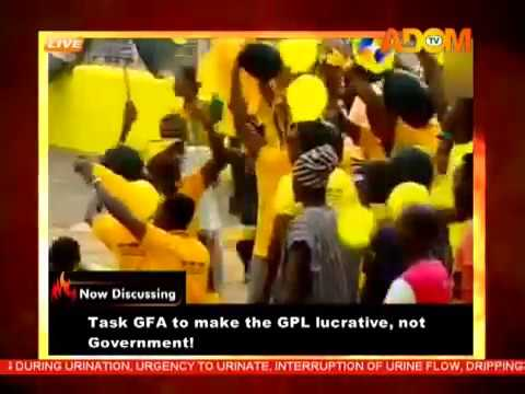 Commentary Position - Fire 4 Fire on Adom TV (21-2-17)