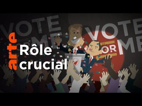 À quoi sert le vice-président américain ? | ARTE