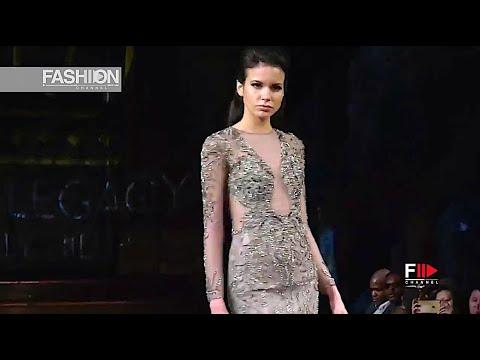 ROYAL LEGACY Clothing Spring 2018 AHF New York - Fashion Channel