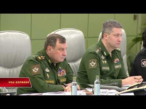 Nga bắt đầu phát triển phi đạn mới sau khi đình chỉ hiệp ước với Mỹ (VOA)