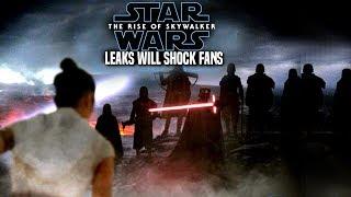 The Rise Of Skywalker Ending Spoilers! WARNING (Star Wars