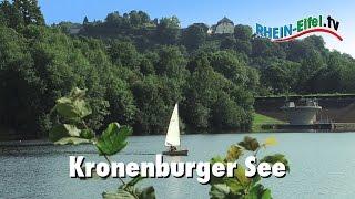 kronenburger see angeln