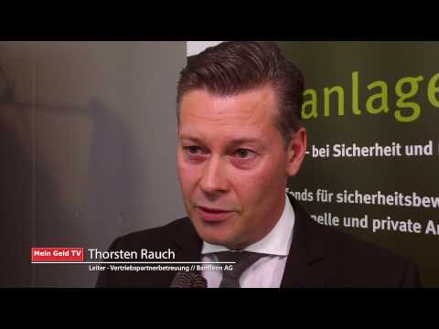 "Bantleon AG: Thorsten Rauch zum Thema ""Portfoliomanagement für institutionelle und private Anleger"""