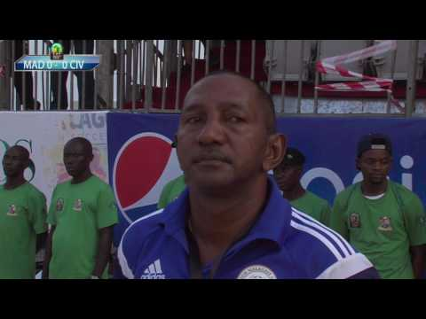 CAF Beach Soccer AFCON Playoffs and Final