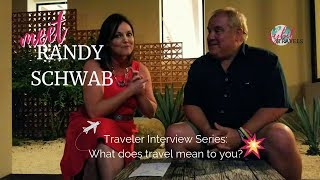 Interview with uber-successful entrepreneur & travel enthusiast, Randy Schwab!