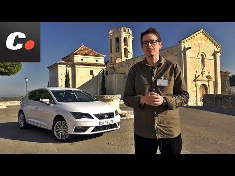 Seat León 2017 | Primera Prueba / Test / Review | Contacto | coches.net