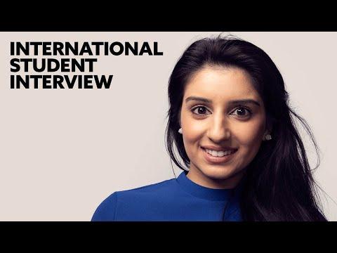 India Student Interview   Saketh Supraz Kancherla