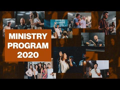 Fall Ministry Program 2020