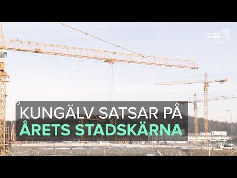 Kungälv - Nu satsar Kungälv mot årets stadskärna 2020