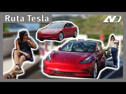 """Recorrimos las carreteras de México en un Tesla, ¿Llegamos a nuestro destino"""" - Vlog"""
