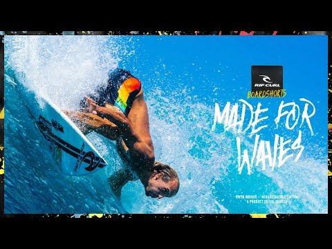 Owen Wright | Made For Waves 2018-19 | Mirage Double Switch Boardshort