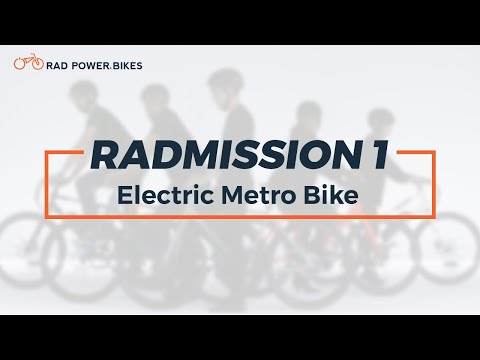 RadMission Electric Metro Bike | Technical Overview