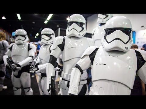 The Force Awakens Stormtrooper Armor by Anovos - UCiDJtJKMICpb9B1qf7qjEOA