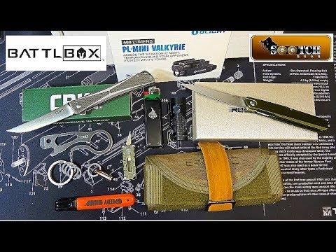 BattlBox Mission 43 EDC 3 0 Box
