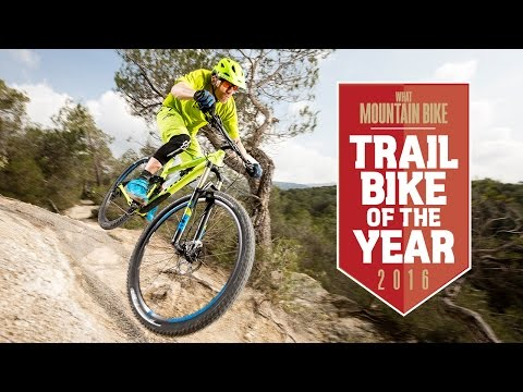 Trek Fuel EX 9 29 - Trail Bike of the Year - 6th Place