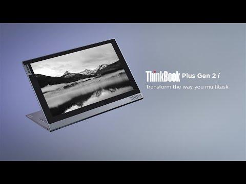 Lenovo ThinkBook Plus Gen 2  i Product Tour