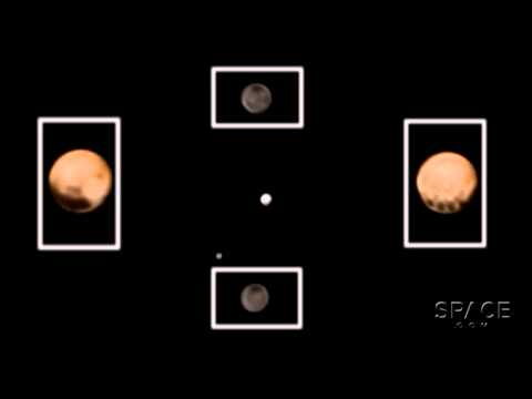 Pluto Has Strange 'Finger Print-Like' Marks In New Color Imagery | Video - UCVTomc35agH1SM6kCKzwW_g