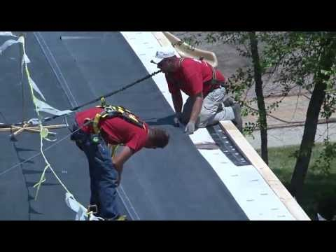 EPDM Rubber Roofing System in Dayton, Ohio - Cotterman & Company, Inc.