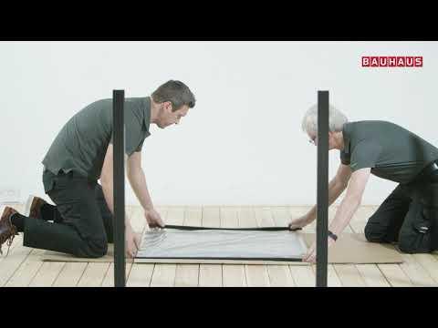 Bauhaus - Systemhegn