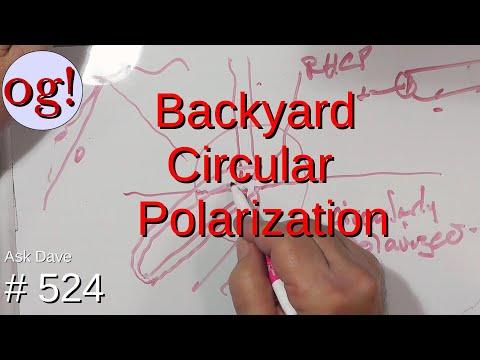 Backyard Circular Polarization (#524)
