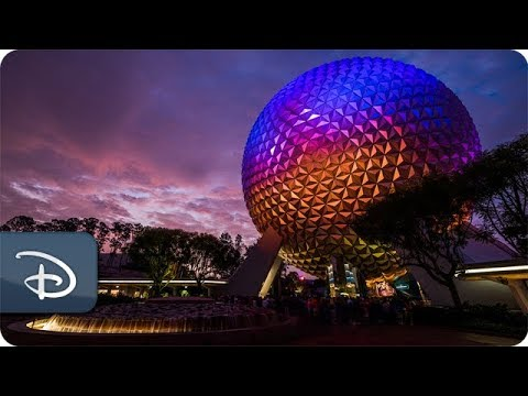 #DisneyParksLIVE: Sunrise at Epcot | Walt Disney World - UC1xwwLwm6WSMbUn_Tp597hQ