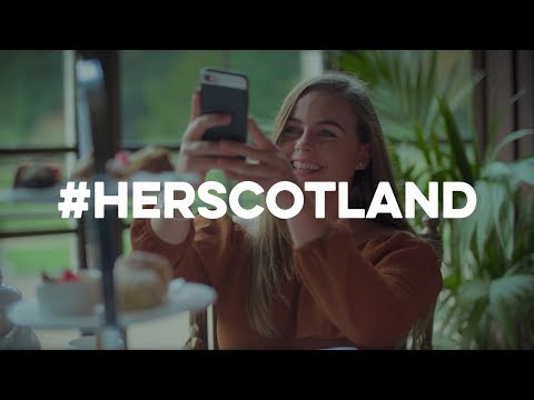 Her Perfect Golf Trip - #HerScotland