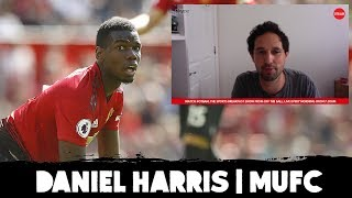 Daniel Harris: Maguire's late arrival | United's midfield | Hamburger Shaw | OTB AM