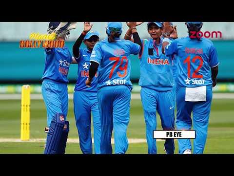 Amitabh Bachchan,Akshay Kumar,Anushka,Sachin Tendulkar Laud Indian Women Cricket Team