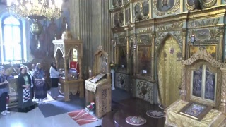 Transmisiune in direct: Manastirea Sfintii Voievozi Slobozia - 04.06.2017