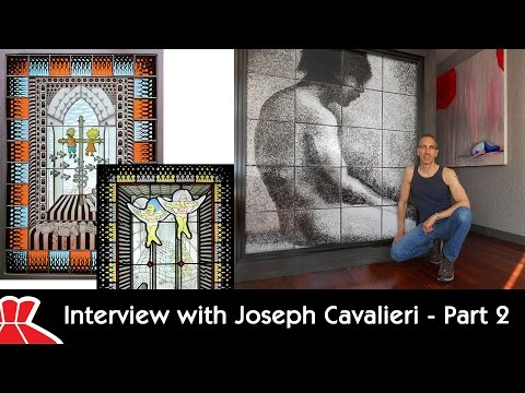 Interview with Glass Artist Joseph Cavalieri - Part 2