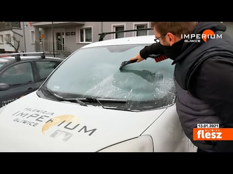 Flesz Gliwice / Czy i tym razem zima zaskoczyła drogowców?