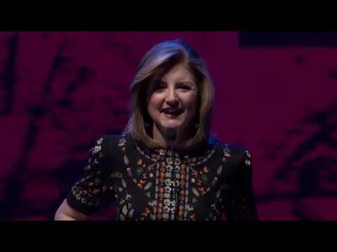 Arianna Huffington | Discovery Leadership Summit 2016