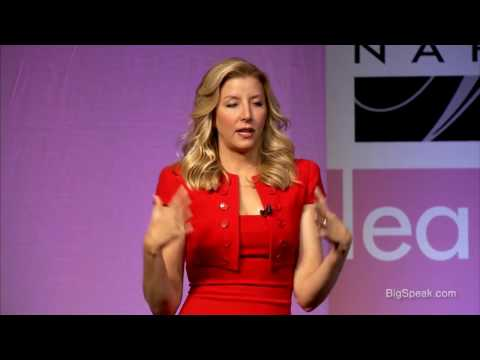 Sara Blakely - Keynote at 2012 NAPW National Networking Conference