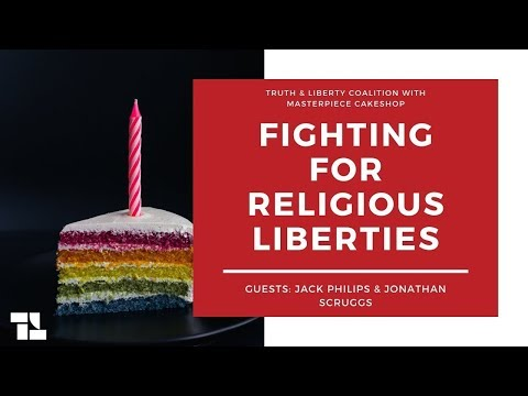 Jack Phillips and Jonathan Scruggs Join Us On Truth & Liberty Livecast - April 8, 2019