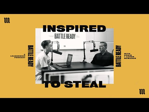 INSPIRED TO STEAL  Battle Ready - S03E18