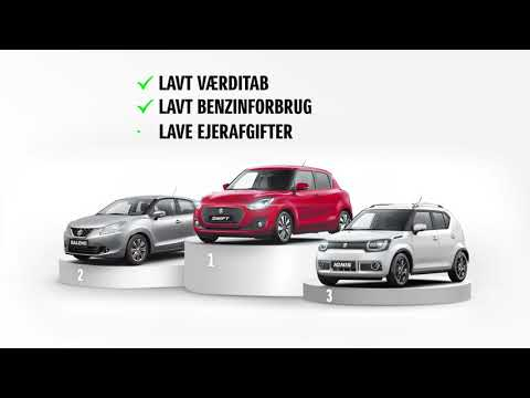 Danmarksmestre i totaløkonomi for minibiler