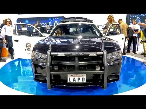 Futuristic Police Car -- Loaded With Tech (CES 2013) - UCsTcErHg8oDvUnTzoqsYeNw