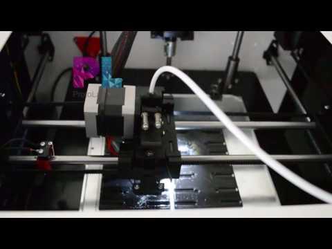 Impresora 3D Box Trabajando