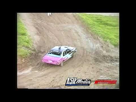 Stock Standard: Australasian Championship - A-Main - Archerfield Speedway - 29.06.1997 - dirt track racing video image