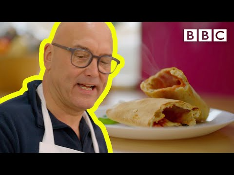 Greg Wallace's SUPER SIMPLE Calzone recipe | Eat Well For Less – BBC