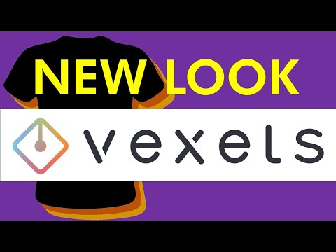VEXELS – New Look! Cool Features! CONTEST!