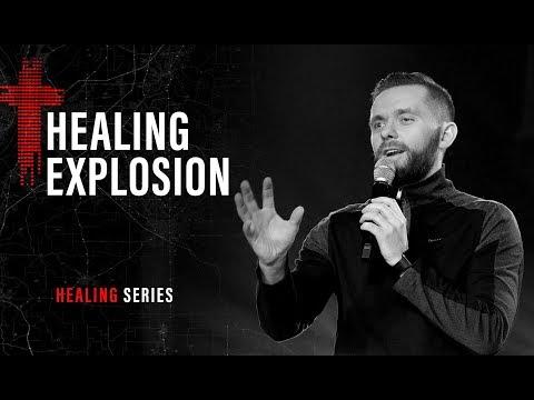 HEALING EXPLOSION  Pastor Vlad