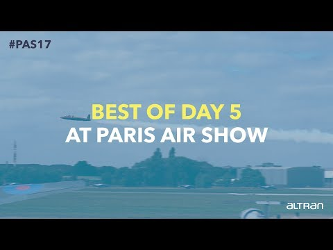 Best of day 5 at Paris Air Show
