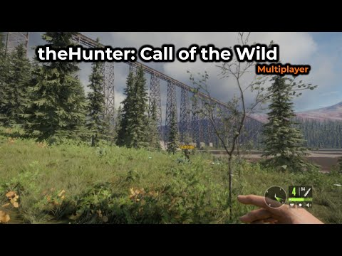theHunter: Call of the Wild -- Opname 03/07/2019