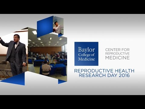Reproductive Health Research Day 2016