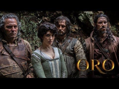 ORO. Basada en una historia de Pérez-Reverte. En cines 10 de noviembre.