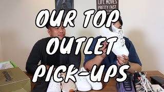 FAVORITE SNEAKER OUTLET AND UKAY-UKAY (THRIFT) FINDS SO FAR FOR 2019!