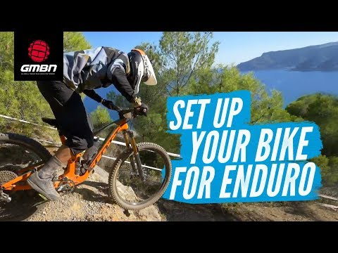 How To Set Up Your Bike For Enduro Racing